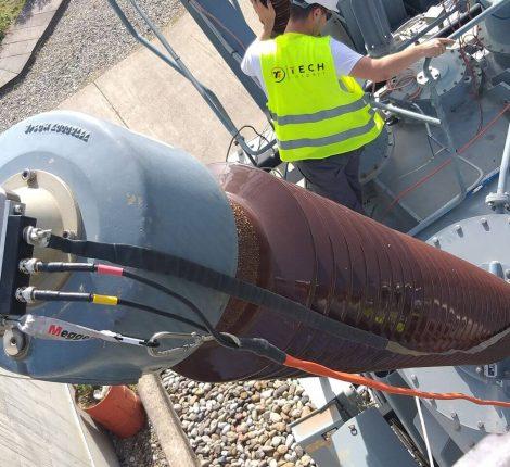 Transformer testing elektr
